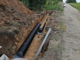 Kanalizacijos Vandentiekio įrengimas, Siurblinės - nuotraukos Nr. 2