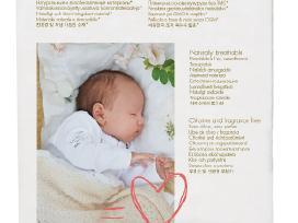 Ekologiškos sauskelnės Nature Babycare (Naty).