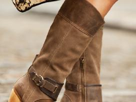 Timberland pilnai odiniai batai - nuotraukos Nr. 4