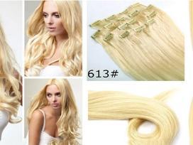 Nauji Naturalus plauku tresai - nuotraukos Nr. 2