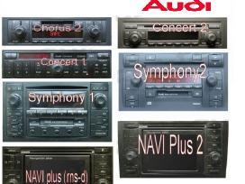 Wefa Audi, Vw, Skoda, Seat, Usb, Bluetooth priet. - nuotraukos Nr. 4