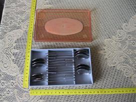 CCCP kavos sauksteliu dovanu komplektas 12 vnt .- - nuotraukos Nr. 3