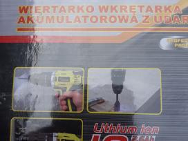 Naujas akumuliatorinis kampinis slifuoklis - nuotraukos Nr. 4