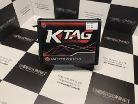 Ktag 7.020 - Chip tuning įranga. Sask.f garantijos - nuotraukos Nr. 2