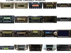 Wefa Toyota Usb, Bluetooth Priedėlis Audiomedia - nuotraukos Nr. 4