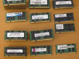Ddr2 2gb 5300 (667mhz) ir 6400 (800mhz) po 10vnt
