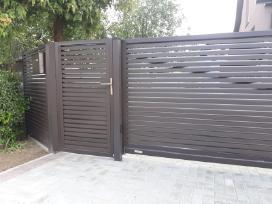 Zaliuzines tvoros, skardines tvoros nuo 21.00 e/kv