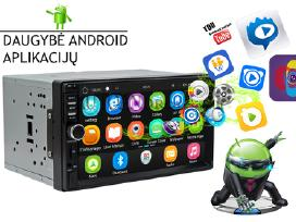 2din Android 6 auto multimedia GPS/WiFi/usb/touch
