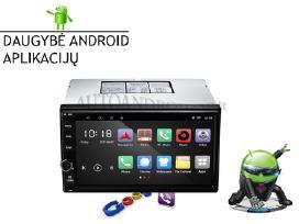 2din Android 6 universali multimedija/navigacija