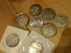 Parduodu kelias Vokiškas monetas kaina 5 eurai - nuotraukos Nr. 3