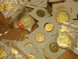 Parduodu visokiu monetų kaina po 5 eurus. - nuotraukos Nr. 4