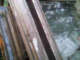 Atiduodam senus medinius langus, šakas kurenimui