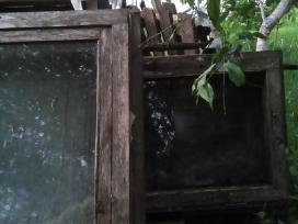 Atiduodam senus medinius langus, šakas kurenimui - nuotraukos Nr. 2