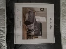 Lovatiesė dvigulei lovai - nuotraukos Nr. 2