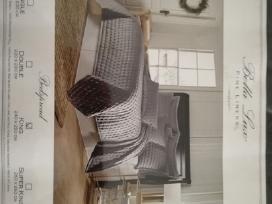 Lovatiesė dvigulei lovai - nuotraukos Nr. 3