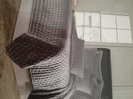 Lovatiesė dvigulei lovai - nuotraukos Nr. 4