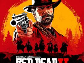 Parduodu Red dead Redemption 2 xbox one Ps4
