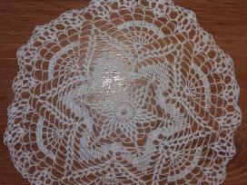 Nertos servetėlės 25 cm - nuotraukos Nr. 2