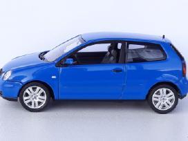 1/43 modeliukai Volkswagen Polo Mk4 9n