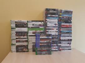 Ps4, PS3, Xbox One, Xbox 360 konsolių žaidimai