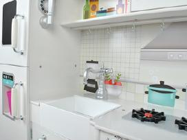 Medinės virtuvėlės - nuotraukos Nr. 5