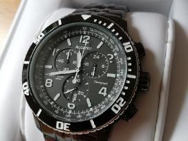 Naujas vyriškas laikrodis-chronografas
