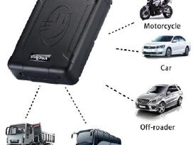 GPS tracker su magnetu 120 dienu budejimas