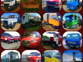 Automobiliu supirkimas, mikroautobusu, sunkvežimiu - nuotraukos Nr. 2