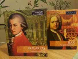 Mocarto muzikos kompaktas