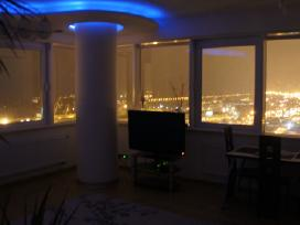 Panoraminis butas su vaizdu i jurą 25 aukste