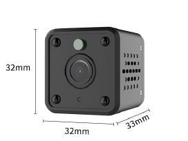 WiFi slapta kamera su naktiniu ir baterija iki 25h