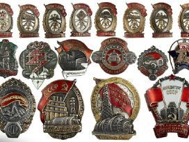 Perku Ženkliukus, apdovanojimus, perku kolekcijas - nuotraukos Nr. 2