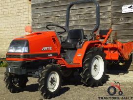 Japoniški mini traktoriai Kretinga
