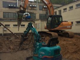 Griovimo, kasimo, statybinių atliekų išvežimas. - nuotraukos Nr. 4