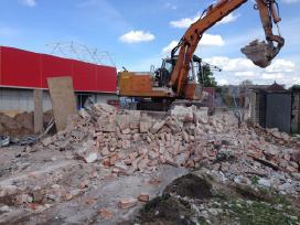 Griovimo, kasimo, statybinių atliekų išvežimas. - nuotraukos Nr. 2