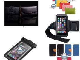 Universalūs dėklai mobiliesiems telefonams