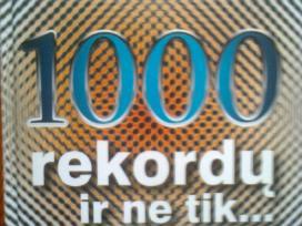 """""""1000 rekordų ir ne tik."""""""