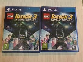 Parduodu ps4 žaidima Lego Batman 3 naujas