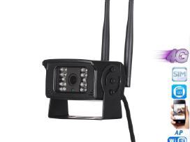 Lauko kamera Ip su Sim Gsm kortele 3g, 4G, Lte - nuotraukos Nr. 3