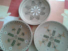Dekoratyvinės lėkštelės