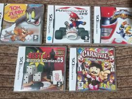 Nintendo ds 7 žaidimai