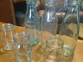 Seni pieno ir grietinės buteliai - nuotraukos Nr. 2