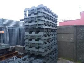 Statybinė tvora, laikinas aptvėrimas - nuotraukos Nr. 2