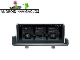 "Bmw3 E90,e91 2004-2013 Android 7 multimedia 10.25"" - nuotraukos Nr. 3"