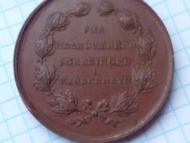 Gražus stalo medalis - nuotraukos Nr. 2