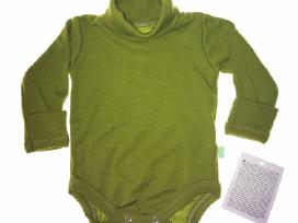 Merino vilnos rūbeliai kūdikiams - nuotraukos Nr. 2