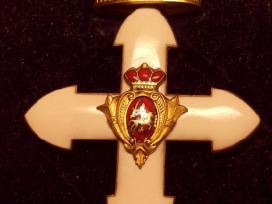 Perku ordinus,medalius,kryzius.ženklus ir kita