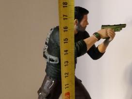 Splinter Cell: Conviction Sam Fisher figūrėlė - nuotraukos Nr. 2