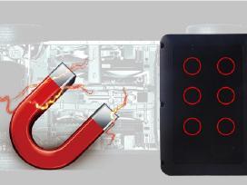 GPS seklys su magnetu ir baterija 20 000 Mah 240d. - nuotraukos Nr. 3