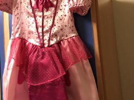 Princesės karnavalinis kostiumas,amžius 3- 4 metai